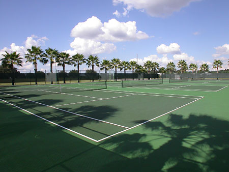 Ridgewood Lakes - Tennis Courts