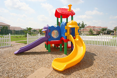 Tuscan Hills - Clubhouse Kids Area