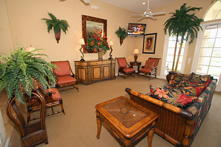 Tuscan Hills Clubhouse Lounge
