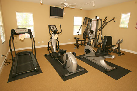 Tuscan Hills - Clubhouse Gym