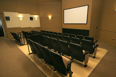 Windsor Hills - Clubhouse Cinema