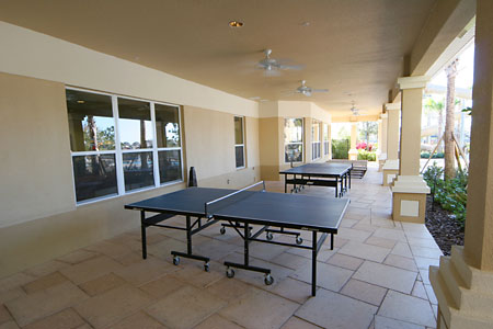 Windsor Hills  - Clubhouse Ping Pong