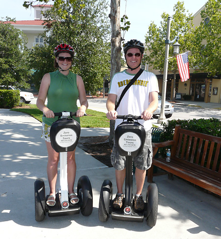 Segway Tours in Orlando Florida