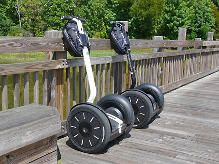 Segways Tours - Celebration, Florida