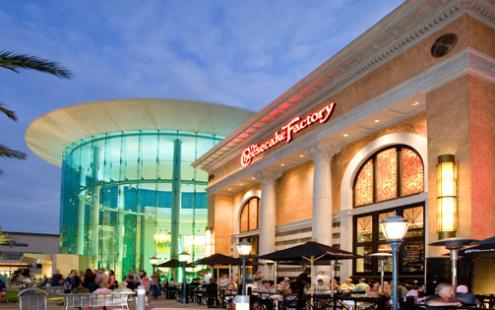 The Cheesecake Factory - The Mall at Millenia