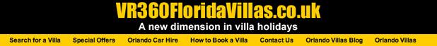 VR360floridavillas.co.uk - Orlando Villas to Rent