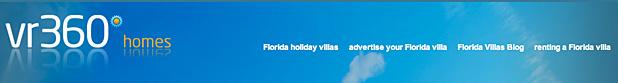 VR360homes.co.uk - Florida Villas to Rent