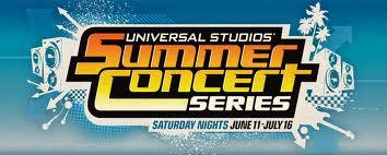 universal summer concert series 2011