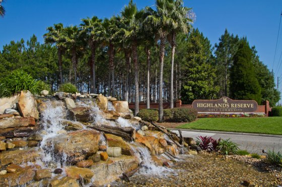 Highlands Reserve Vacation Rentals in Orlando Florida
