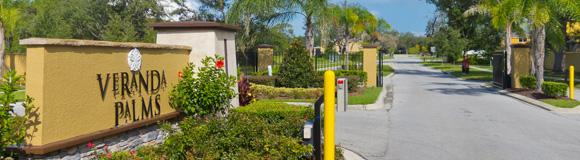 Veranda Palms Vacation Rentals In Kissimmee Florida