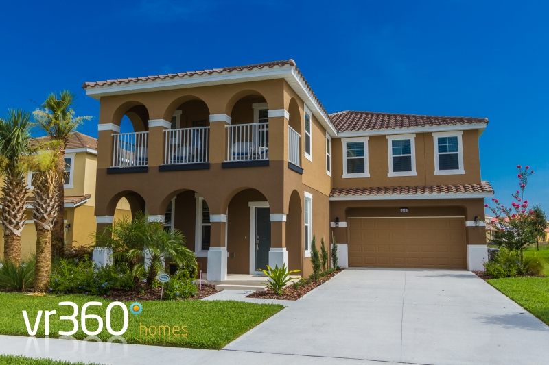 Brand New 6 Bedroom 6 Bath Vacation Rental on Solterra Resort