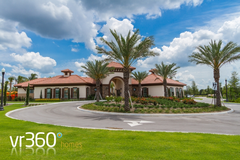 Solterra Resort Clubhouse in Orlando, Florida