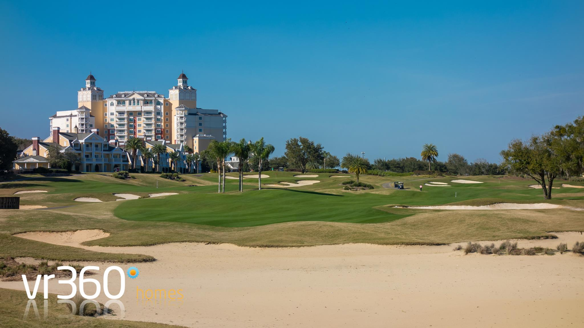 Review Of The Arnold Palmer Golf Course At Reunion Resort