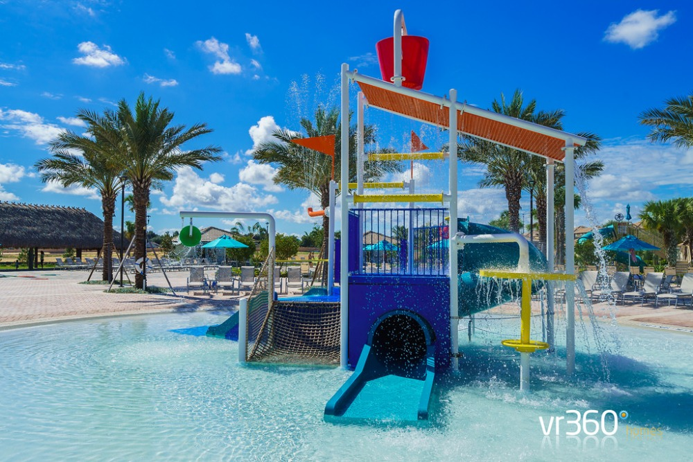 Oasis Kids Camp at the Oasis Clubhouse in Champions Gate Orlando