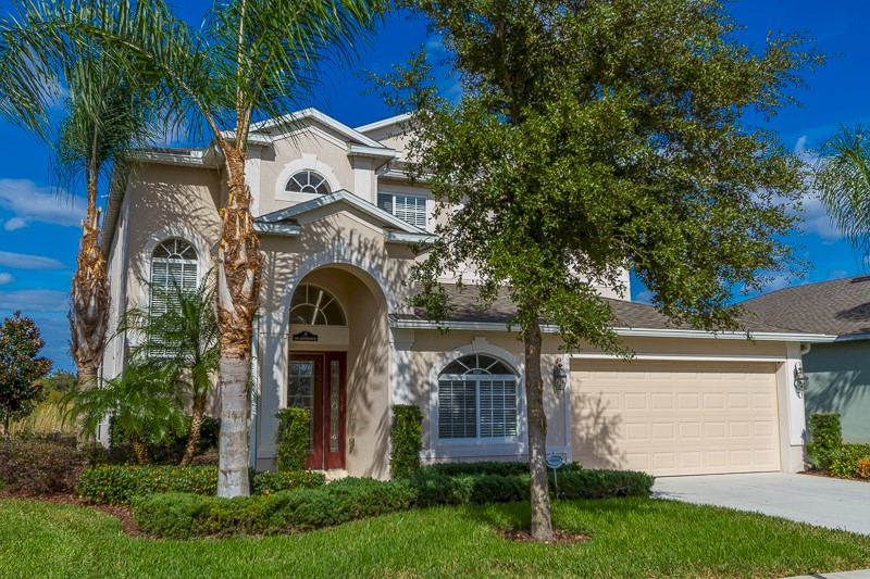 4 bedroom Orlando vacation rental on the shire at west haven