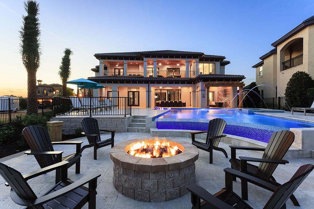 Luxury Orlando Vacation Pool Area   Reunion Resort ID 1313 – VR360 ...