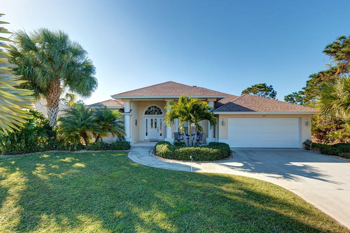 Rotonda West Florida Gulf Coast Vacation Rental Villa