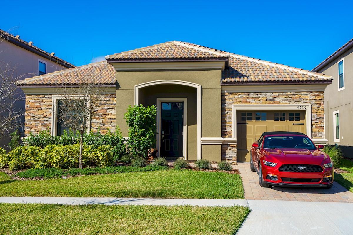 Luxury Orlando Villa on the Retreat at Champions Gate