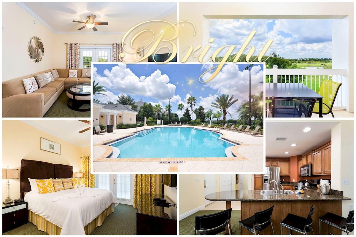 Reunion Resort 3 Bedroom Condo