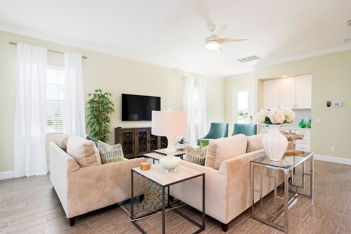 Luxury Lounge in this Reunion Resort Villa