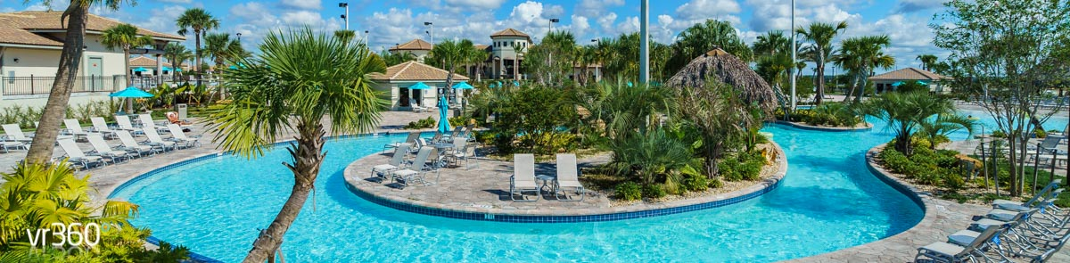 Oasis Clubhouse & Water Park at Champions Gate